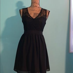 Semi Formal Black Dress